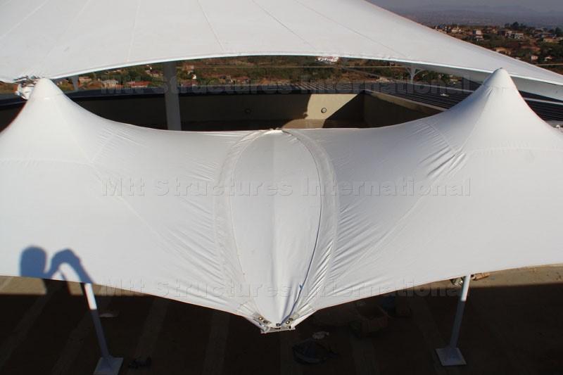 12m x 12m umbrella12