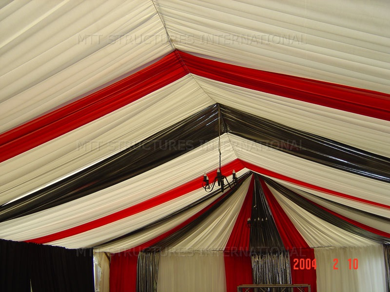 Draping-Strip Draping 10m x 35m
