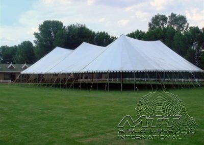 MTT Double King Pole Marquee (1)