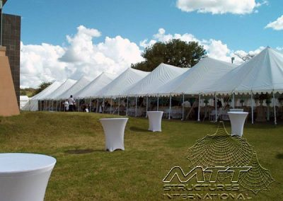 MTT Double King Pole Marquee (12)