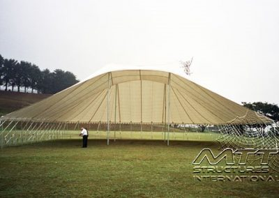 MTT Double King Pole Marquee (4)