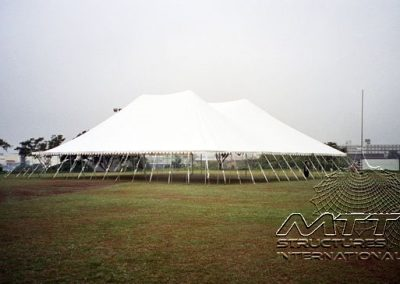 MTT Double King Pole Marquee (6)