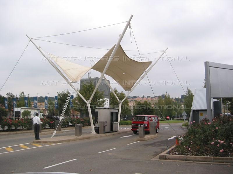 Sails Structures-Vodaworld
