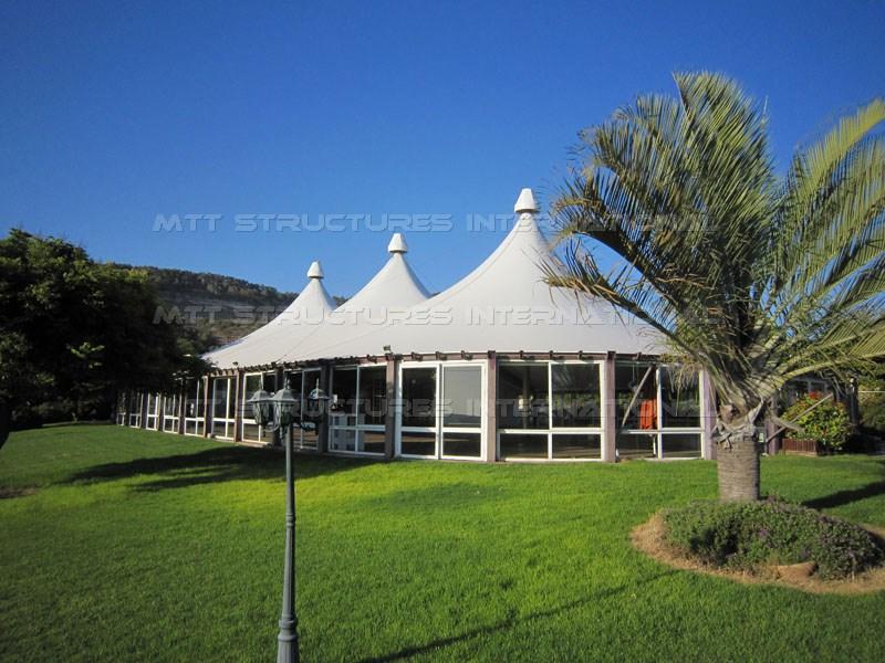 Tensile structures-Kibbutz Tzora 6