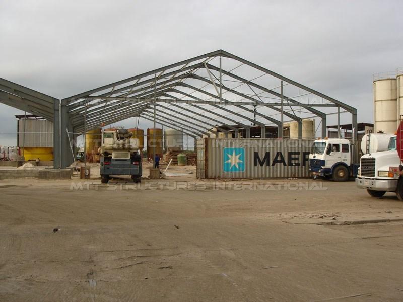 Warehousing Marquee- O&O Nigeria